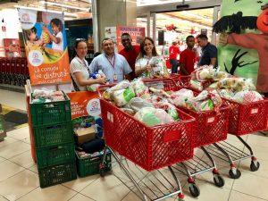 Del 16 al 20 de octubre, se realizó la Alimentatón en todo el país