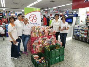 Granito Solidario en LA 14 y Olímpica durante este mes