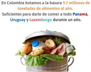 Fue aprobada la Ley que evita el desperdicio de alimentos