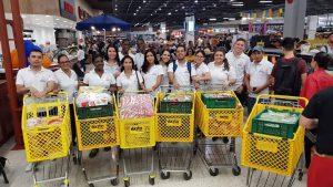 """Los Bancos de Alimentos convocaron a """"Luchar contra el hambre en Colombia"""""""