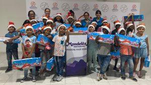 Mondelez Internacional compartió la Navidad con nuestros beneficiarios