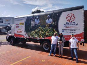 Nuevos camiones llegaron para fortalecer la recolección de donaciones
