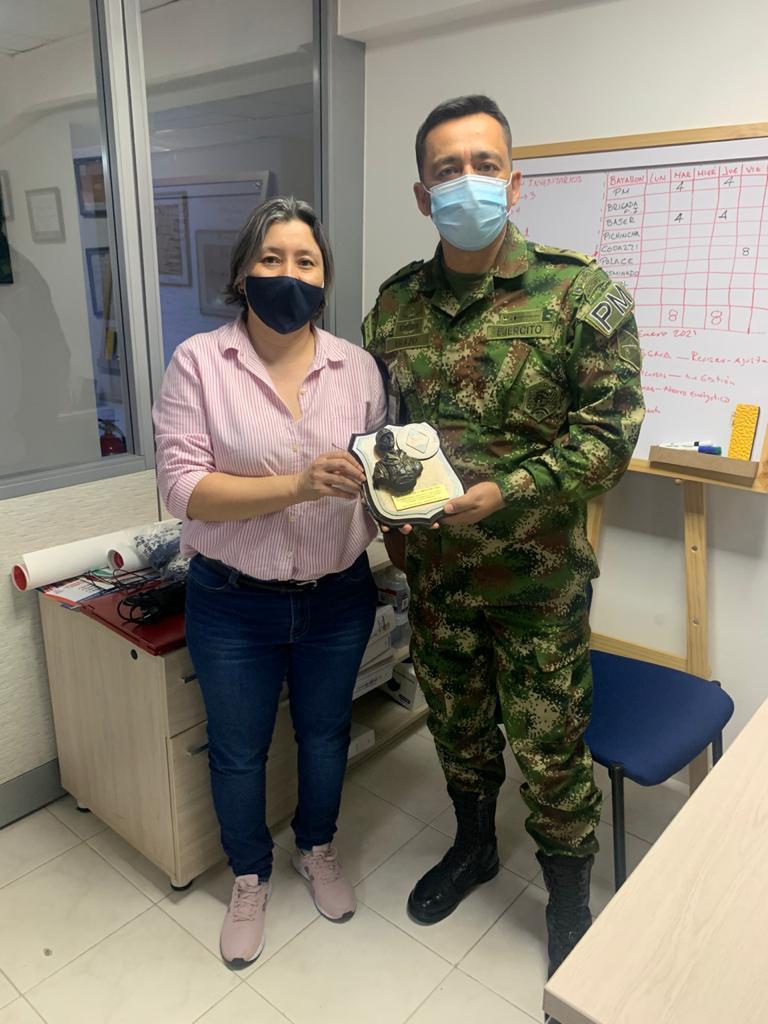 Banco Alimentos Policia Militar