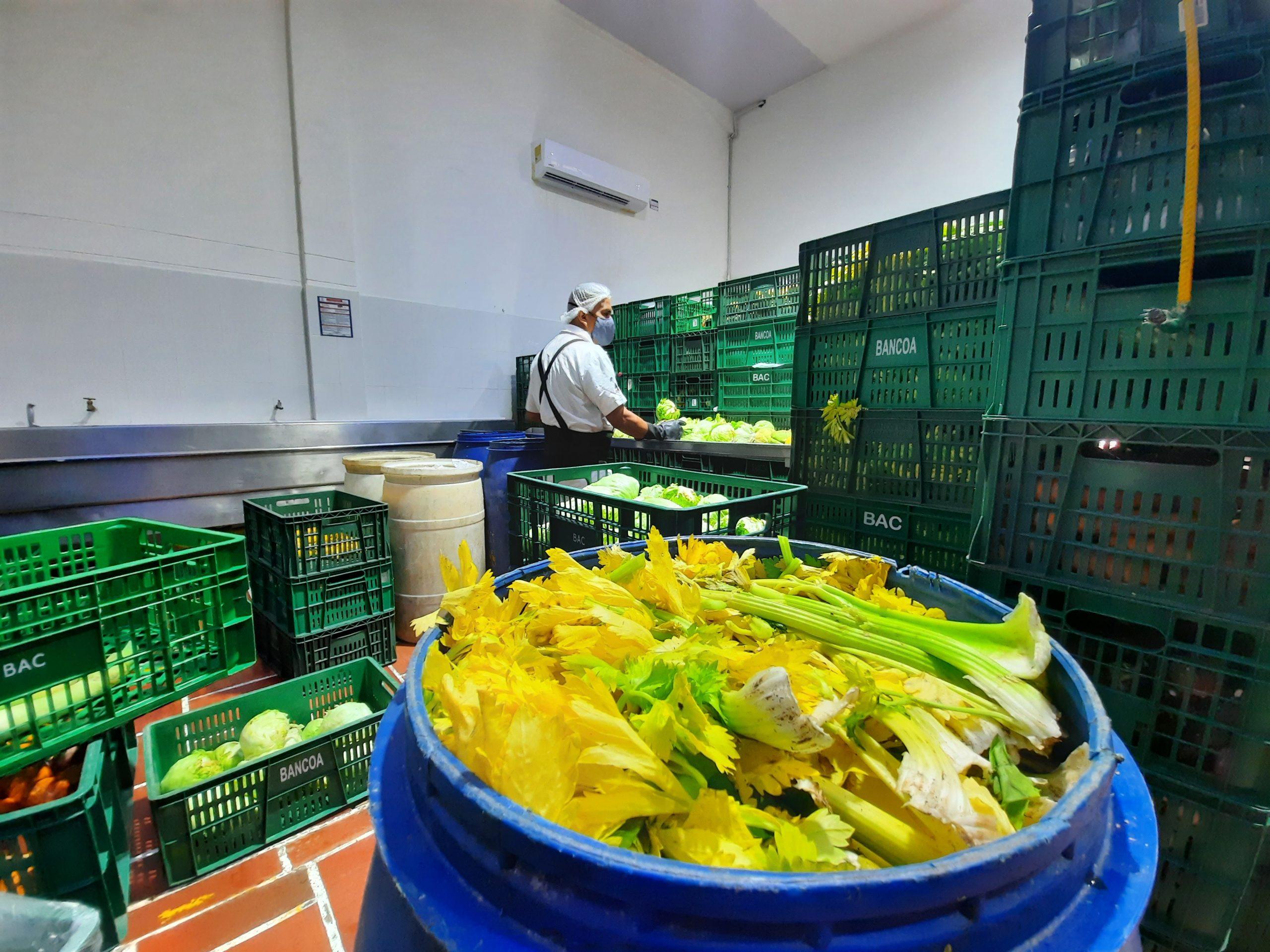 Nuestros esfuerzos  en la disminución de las pérdidas y desperdicios de alimentos en Colombia