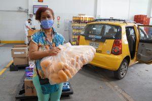 Donación semanal de 2.600 panes llegarán al desayuno y refrigerío de nuestros beneficiarios