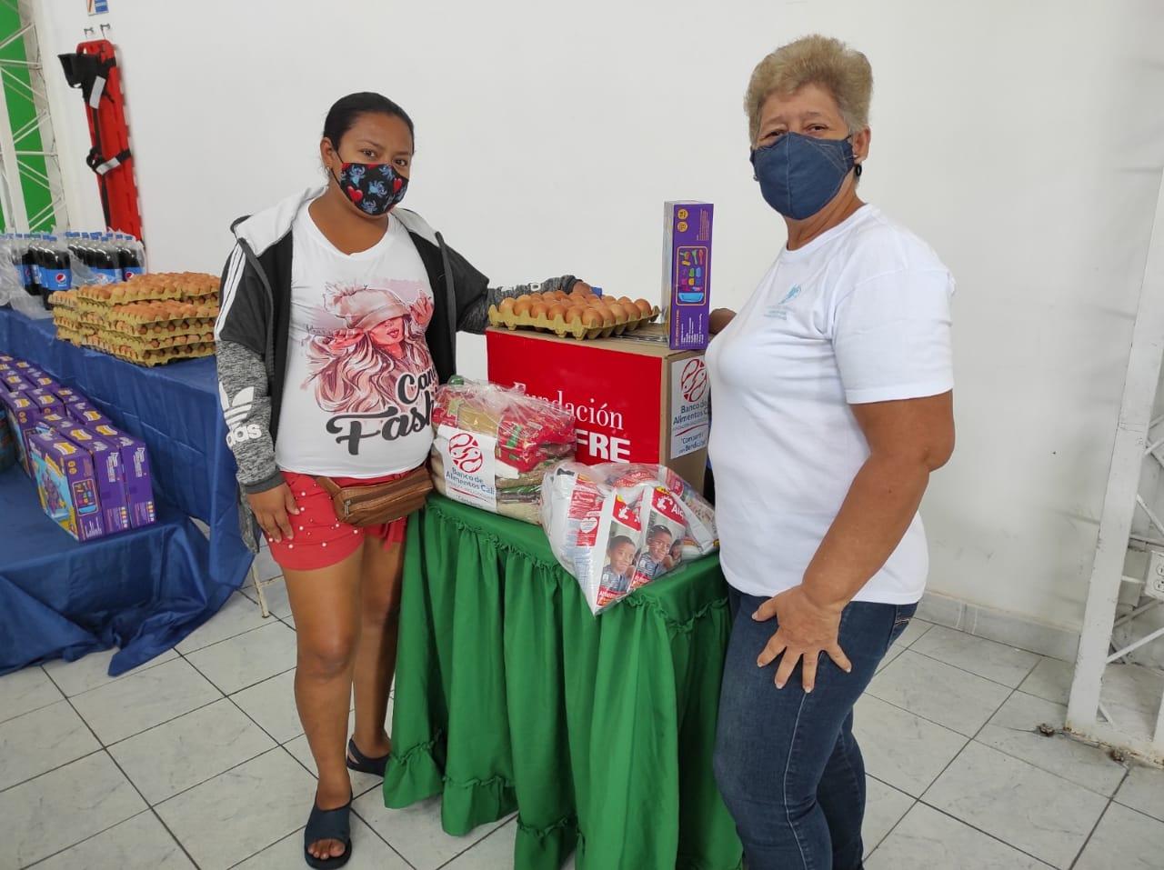 ENTREGA DONACIONES FUNDACIÓN DENOMINACIÓN PANAMERICANA POR LA OLA INVERNAL (11)