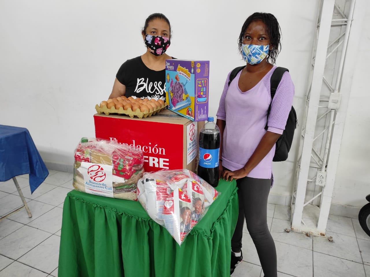 ENTREGA DONACIONES FUNDACIÓN DENOMINACIÓN PANAMERICANA POR LA OLA INVERNAL (12)