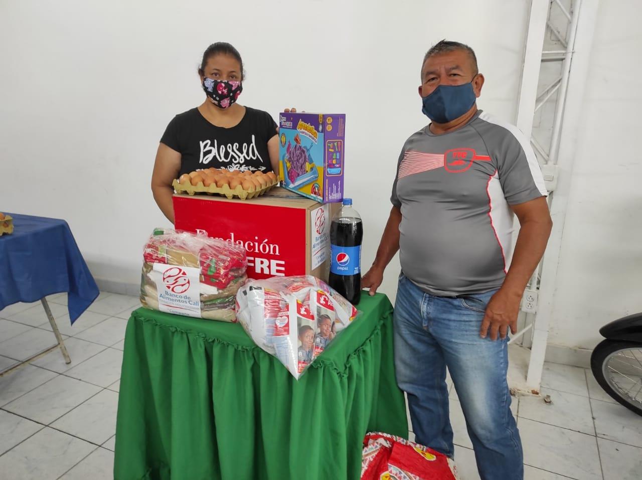 ENTREGA DONACIONES FUNDACIÓN DENOMINACIÓN PANAMERICANA POR LA OLA INVERNAL (13)
