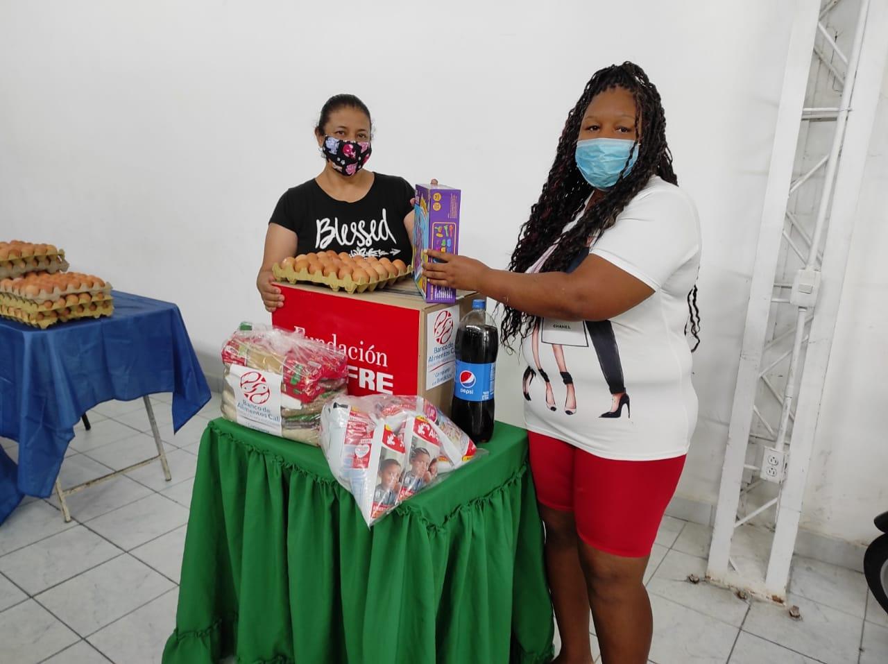 ENTREGA DONACIONES FUNDACIÓN DENOMINACIÓN PANAMERICANA POR LA OLA INVERNAL (16)