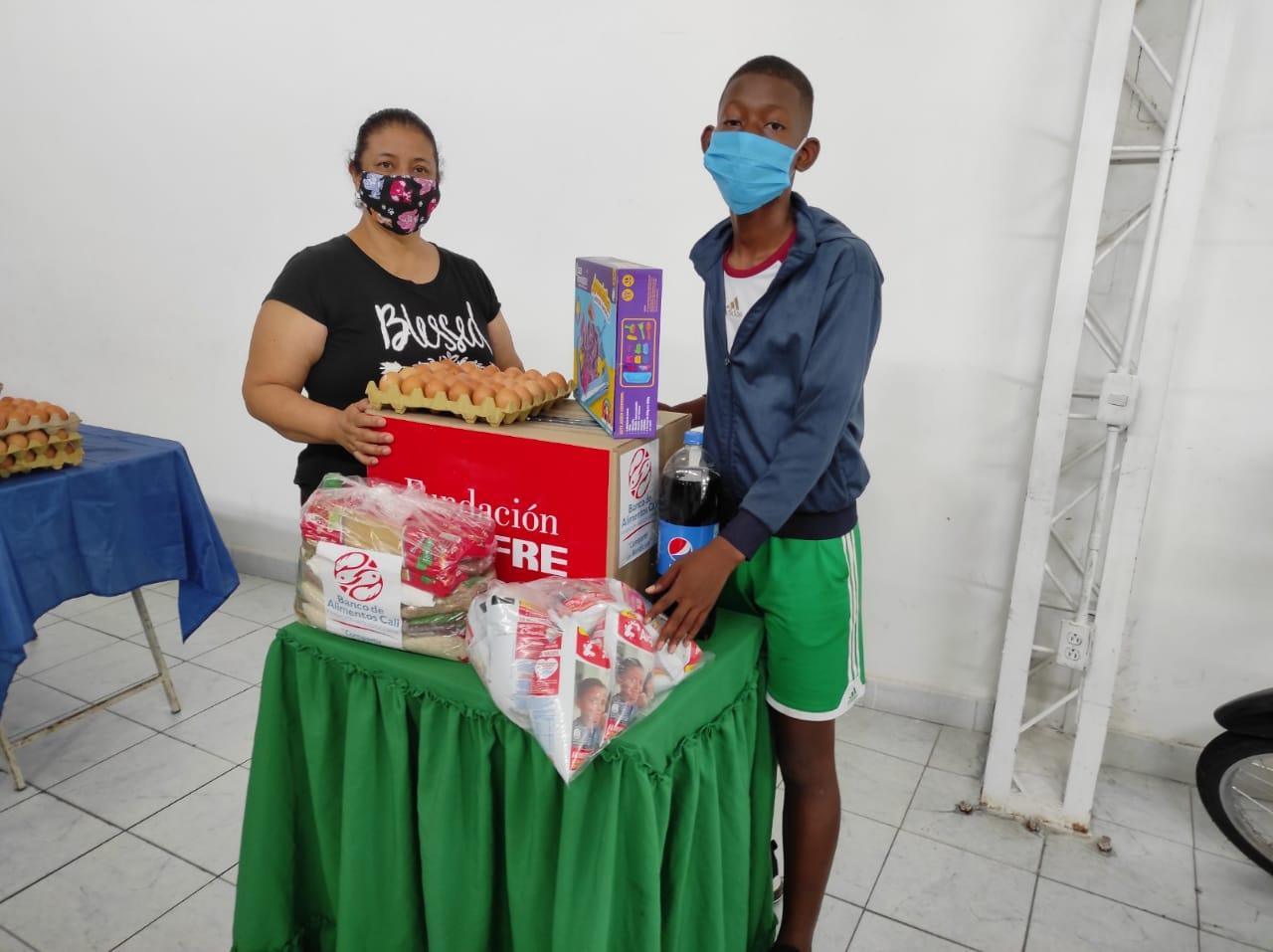 ENTREGA DONACIONES FUNDACIÓN DENOMINACIÓN PANAMERICANA POR LA OLA INVERNAL (19)
