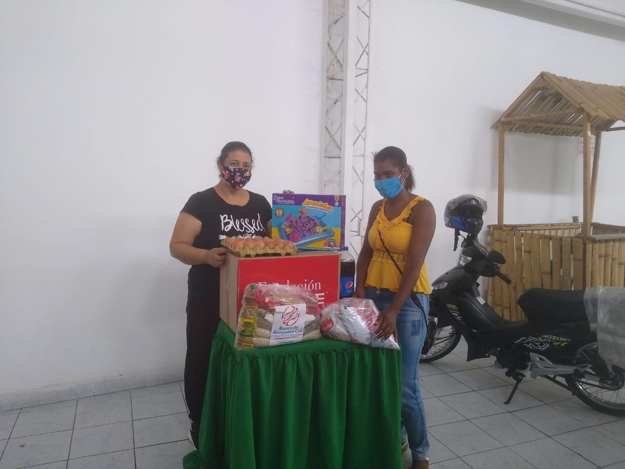 ENTREGA DONACIONES FUNDACIÓN DENOMINACIÓN PANAMERICANA POR LA OLA INVERNAL (21)
