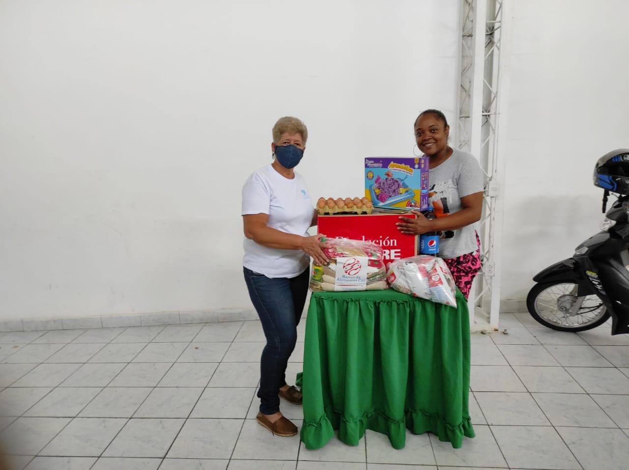 ENTREGA DONACIONES FUNDACIÓN DENOMINACIÓN PANAMERICANA POR LA OLA INVERNAL (23)