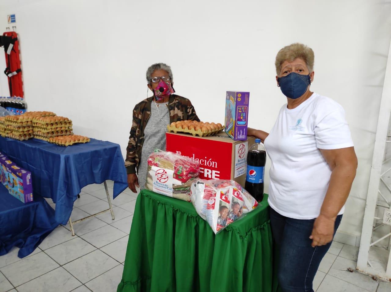 ENTREGA DONACIONES FUNDACIÓN DENOMINACIÓN PANAMERICANA POR LA OLA INVERNAL (3)