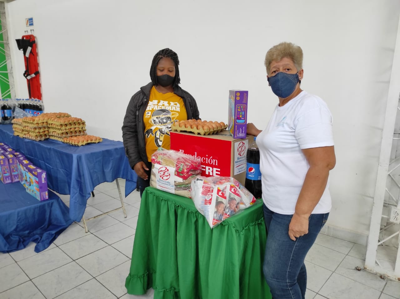 ENTREGA DONACIONES FUNDACIÓN DENOMINACIÓN PANAMERICANA POR LA OLA INVERNAL (5)