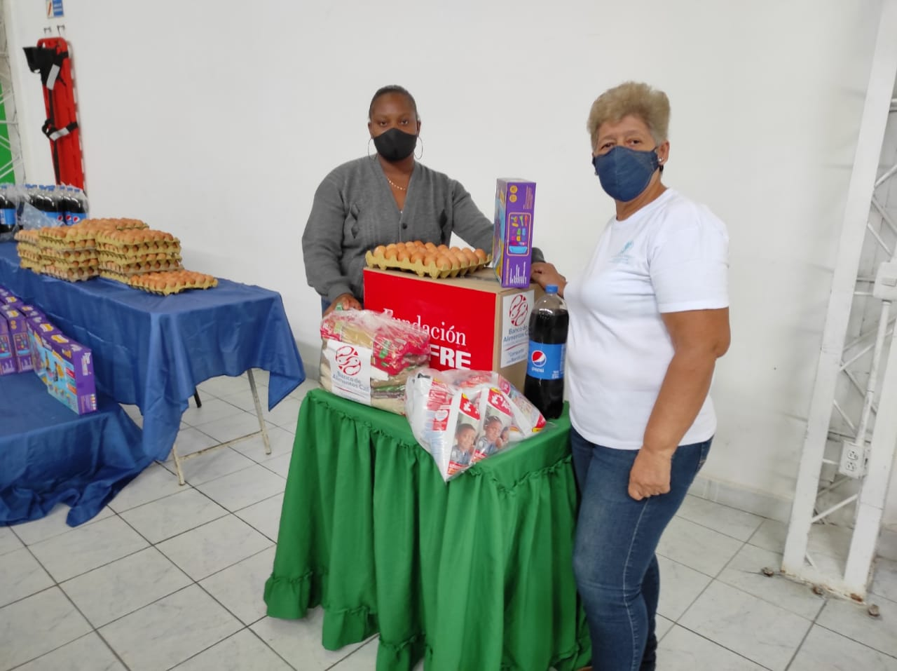 ENTREGA DONACIONES FUNDACIÓN DENOMINACIÓN PANAMERICANA POR LA OLA INVERNAL (7)