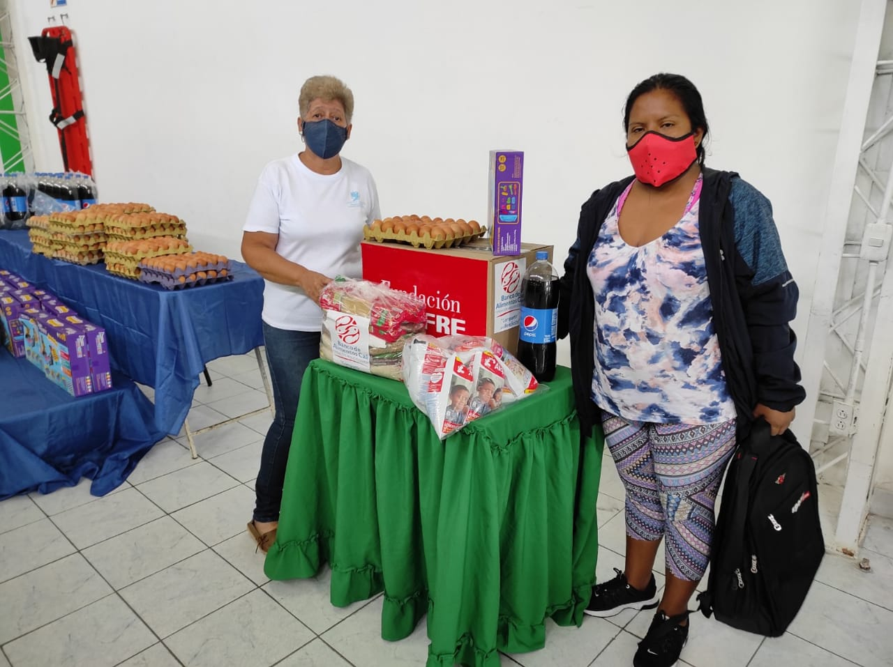 ENTREGA DONACIONES FUNDACIÓN DENOMINACIÓN PANAMERICANA POR LA OLA INVERNAL (9)