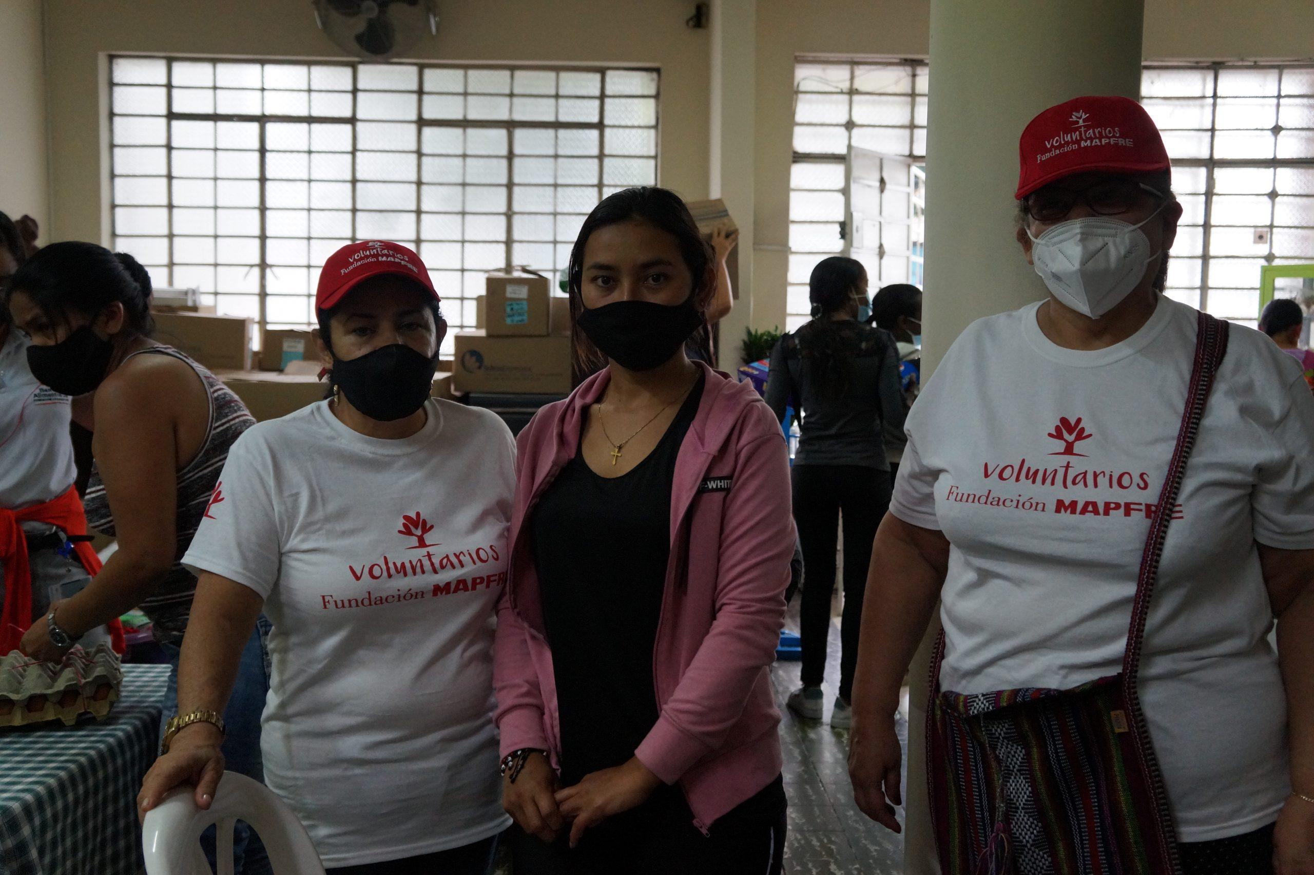 Entrega Donaciones Mapfre FUndación pro vida digna Mujeres lactantes (10)