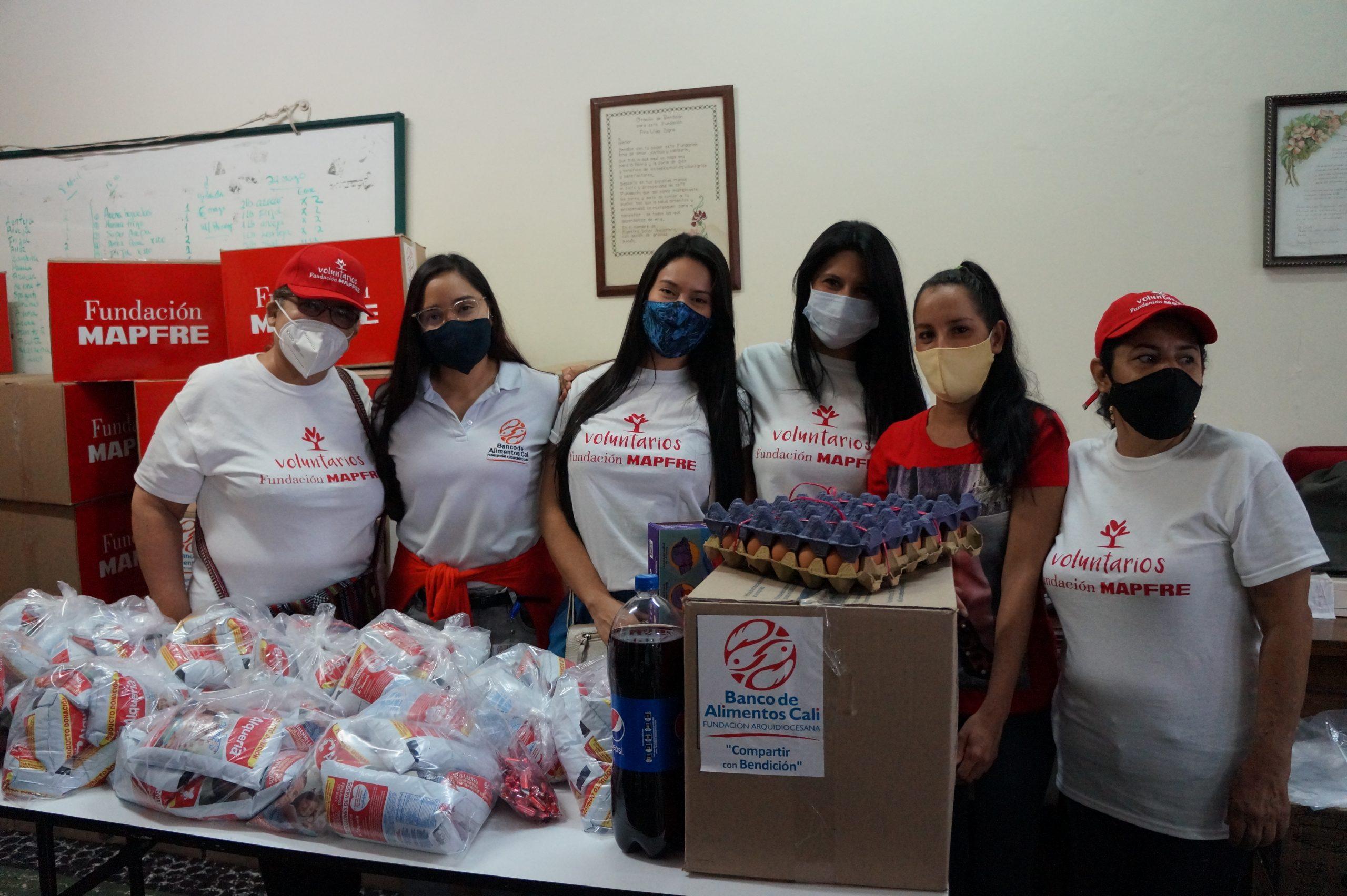 Entrega Donaciones Mapfre FUndación pro vida digna Mujeres lactantes (13)