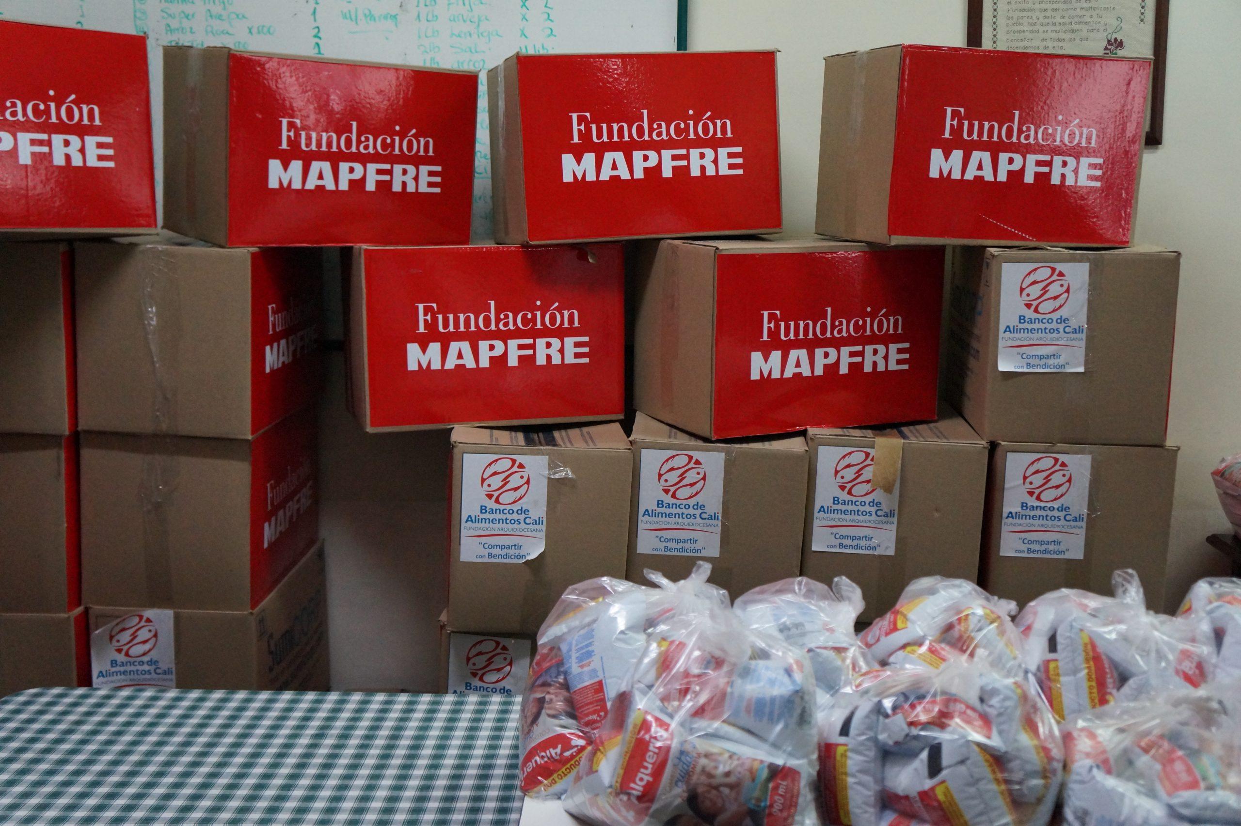 Entrega Donaciones Mapfre FUndación pro vida digna Mujeres lactantes (2)