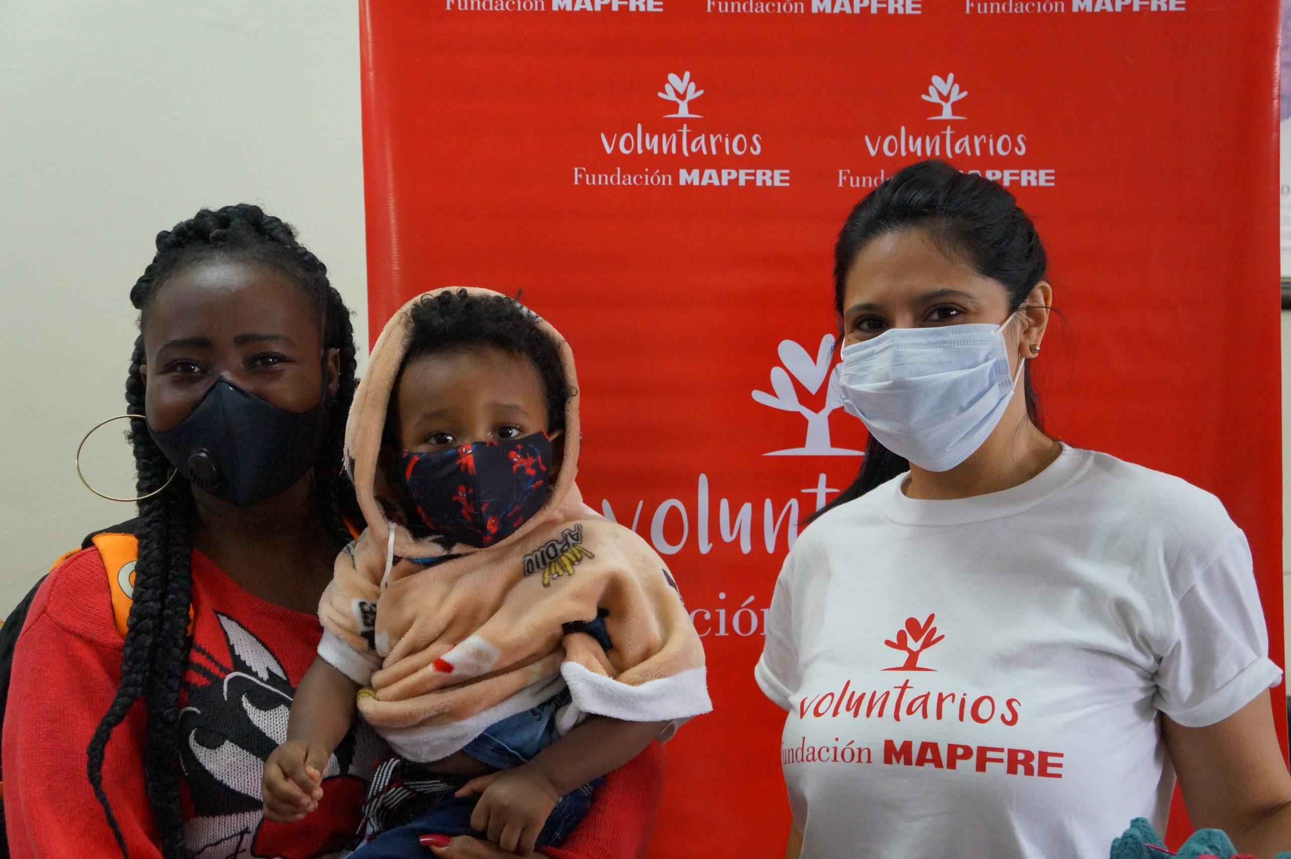 Entrega Donaciones Mapfre FUndación pro vida digna Mujeres lactantes (30)