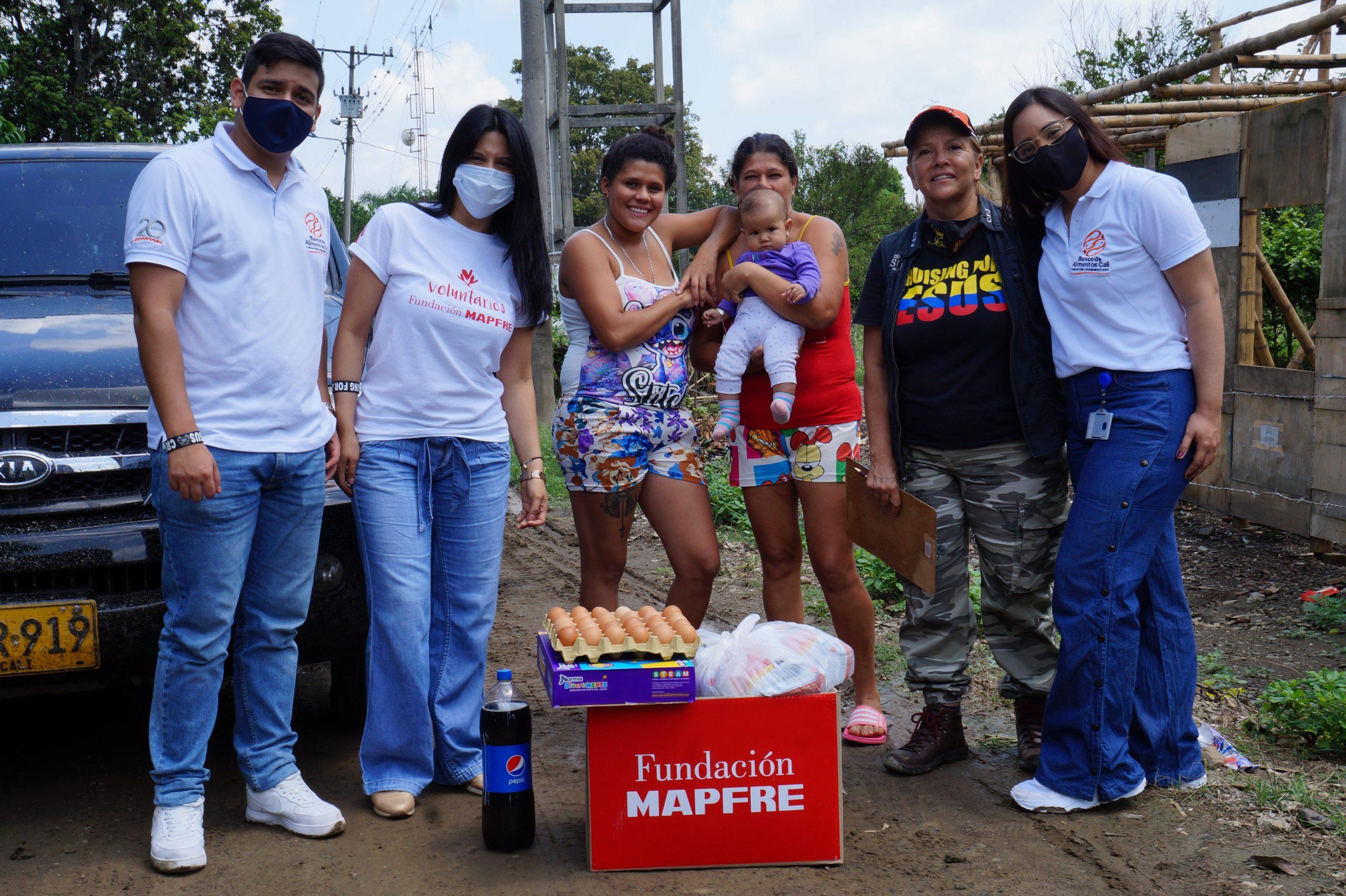 Entrega Donaciones Mapfre corregimiento Piles Fundación Cruising for Jesus (14)