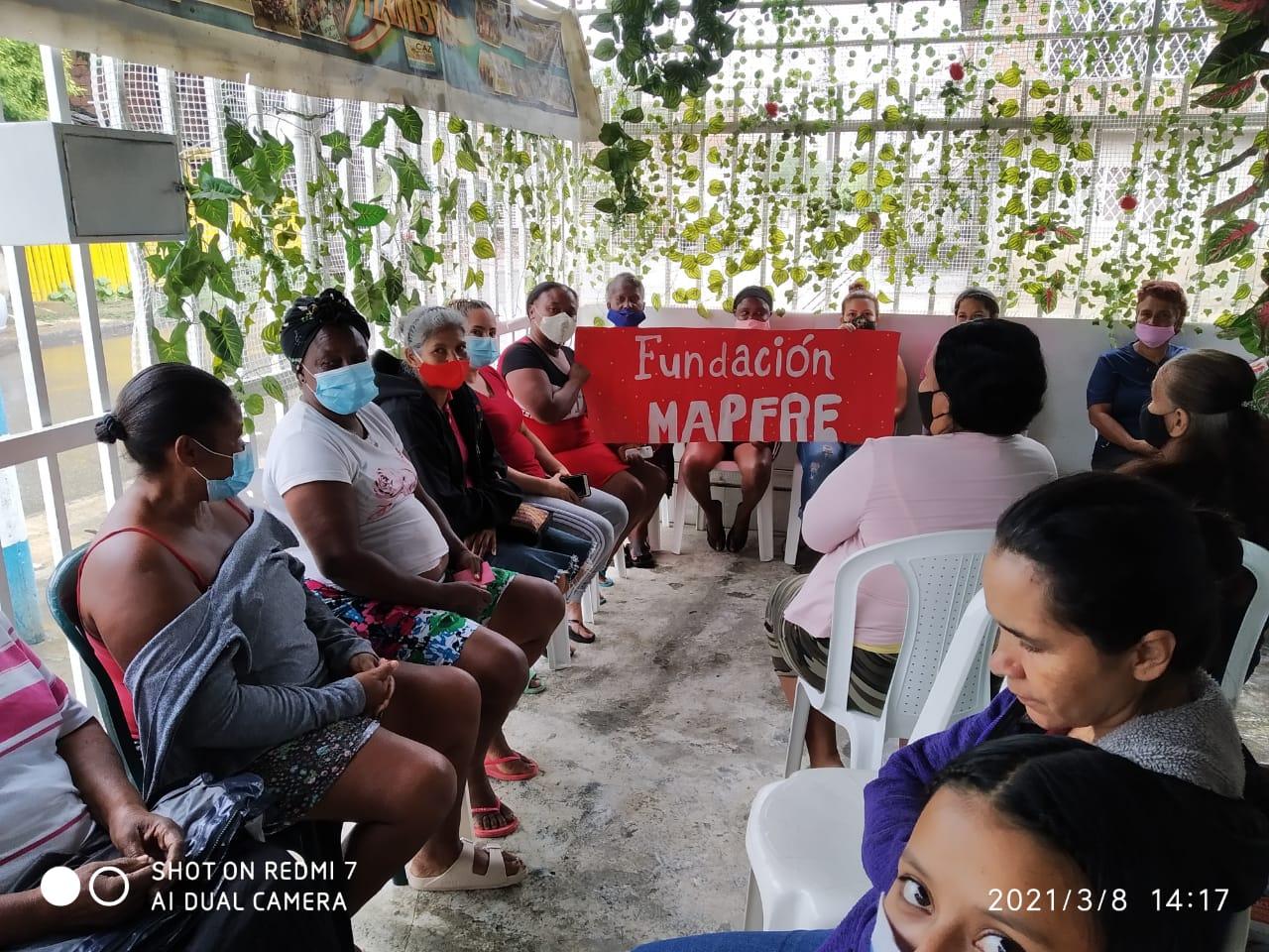 Entrega donación Fundación Canto Alabanza (25)
