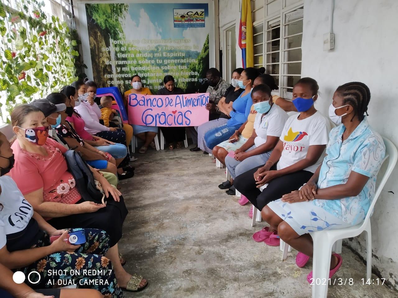Entrega donación Fundación Canto Alabanza (26)