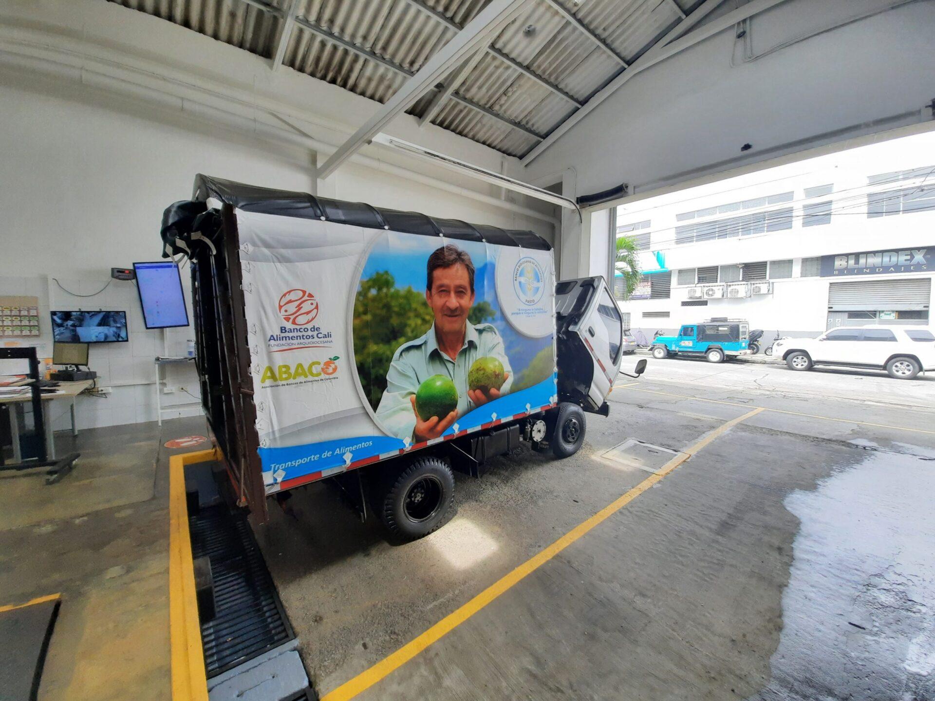 Entrega de Camión al Banco de Alimentos Pasto (30)