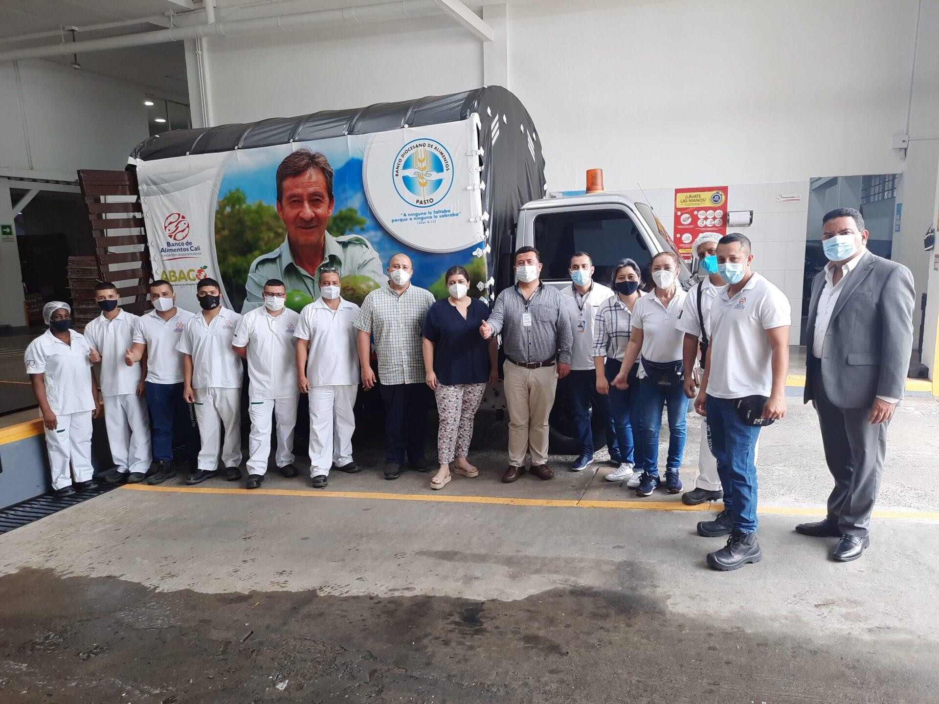 Entrega de Camión al Banco de Alimentos Pasto (6)
